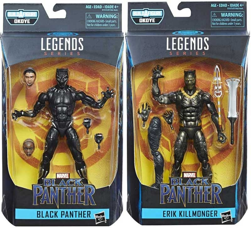 Wholesalers of Black Panther 6 Inch Legends Ast toys