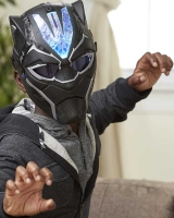 Wholesalers of Black Panther Hero Panther Feature Mask toys image 4