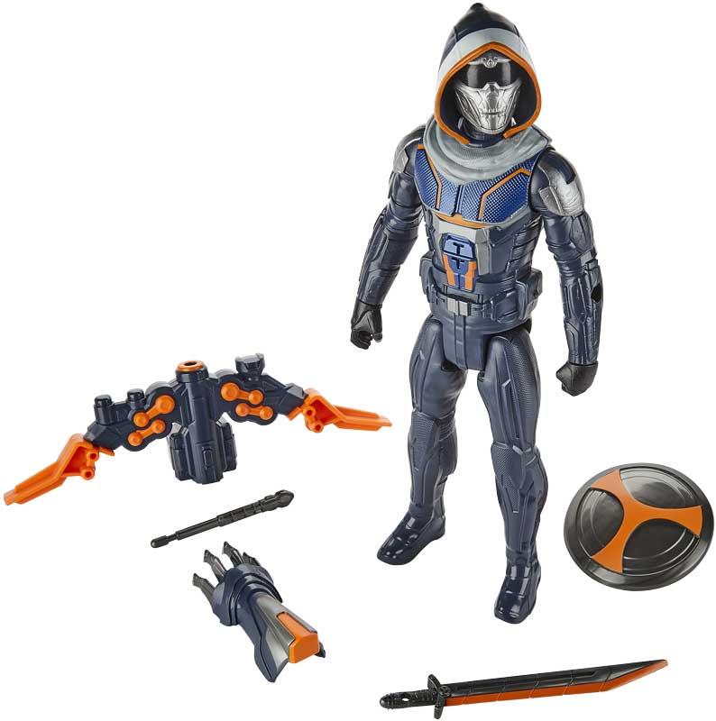 Wholesalers of Black Widow Titan Hero Blast Gear Skull toys