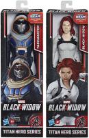 Wholesalers of Black Widow Titan Hero Series Asst toys Tmb