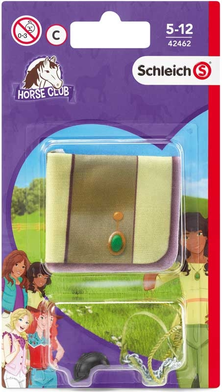 Wholesalers of Schleich Blanket & Halter Horse Club Sarah & Mystery toys