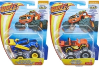 Wholesalers of Blaze And The Monster Machines Blaze Vehicles Asst toys image