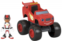 Wholesalers of Blaze And The Monster Machines Vehicle And Figure Set Asst toys image 2