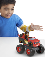 Wholesalers of Blaze And The Monster Machines Vehicle And Figure Set Asst toys image 3