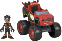 Wholesalers of Blaze And The Monster Machines Vehicle And Figure Set Asst toys image 5