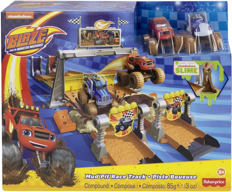 Wholesalers of Blaze Mud Race Playset toys
