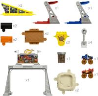 Wholesalers of Blaze Mud Race Playset toys image 2