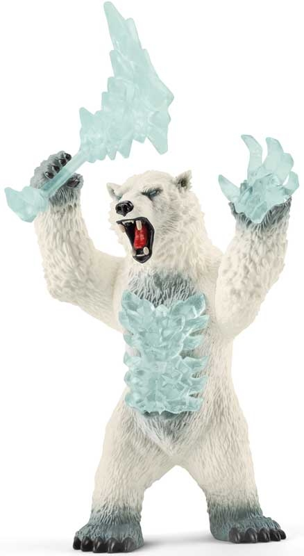 Wholesalers of Schleich Blizzard Bear With Weapon toys