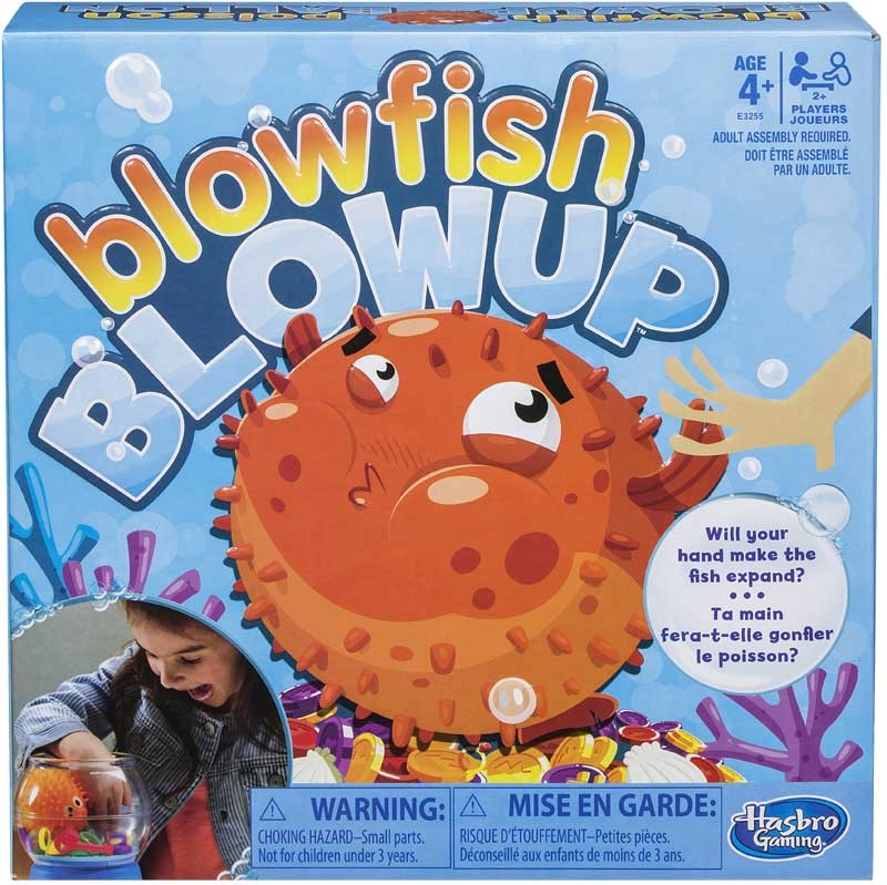 Wholesalers of Blowfish Blowup toys