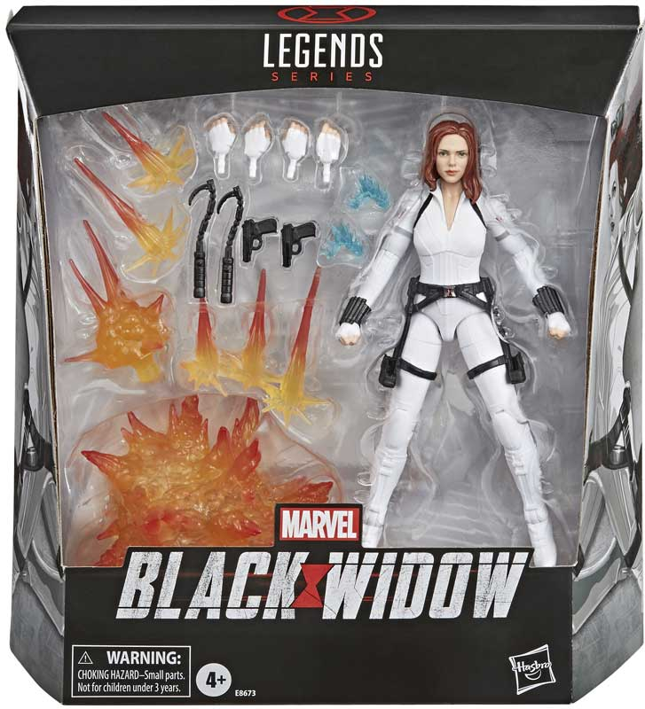 Wholesalers of Marvel Legends Black Widow toys