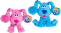 Wholesalers of Blues Clues & You! Bean Bag Plush Assortment In Cdu toys image