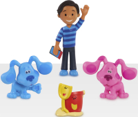 Wholesalers of Blues Clues & You! Collectible Figure Set toys image 2