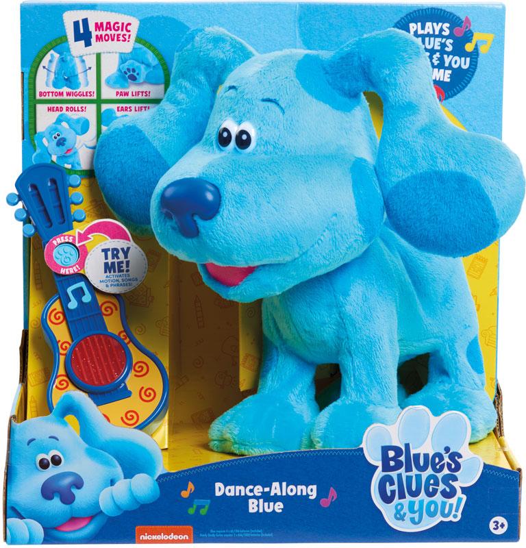 Wholesalers of Blues Clues & You! Dance-along Blue toys