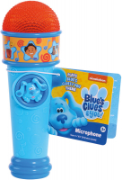 Wholesalers of Blues Clues & You! Light-up Microphone In Cdu toys image