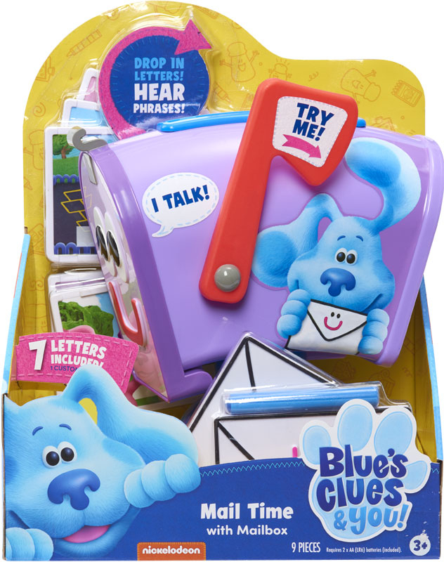 Wholesalers of Blues Clues & You! Mail Time With Mailbox toys
