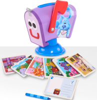 Wholesalers of Blues Clues & You! Mail Time With Mailbox toys image 2