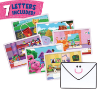 Wholesalers of Blues Clues & You! Mail Time With Mailbox toys image 3
