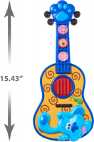 Wholesalers of Blues Clues & You! Sing-along Guitar toys image 3