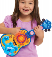 Wholesalers of Blues Clues & You! Sing-along Guitar toys image 4