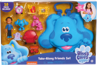 Wholesalers of Blues Clues & You! Take-along Friends Set toys image
