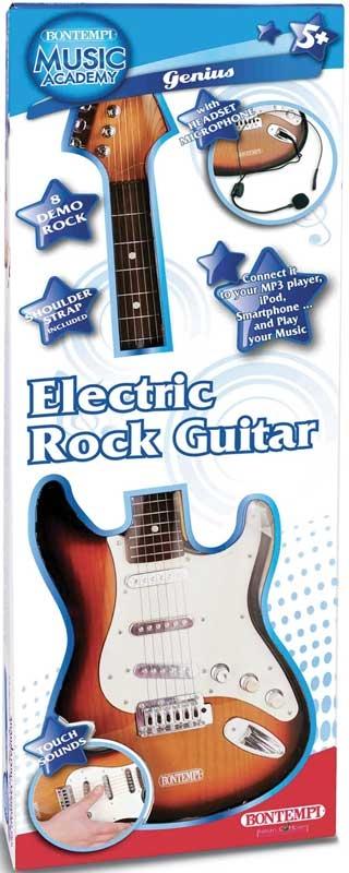 Wholesalers of Bontempi Electric Rock Guitar toys