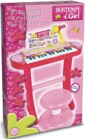 Wholesalers of Bontempi Electronic Keyboard With Microphone And Stool - I G toys image 2