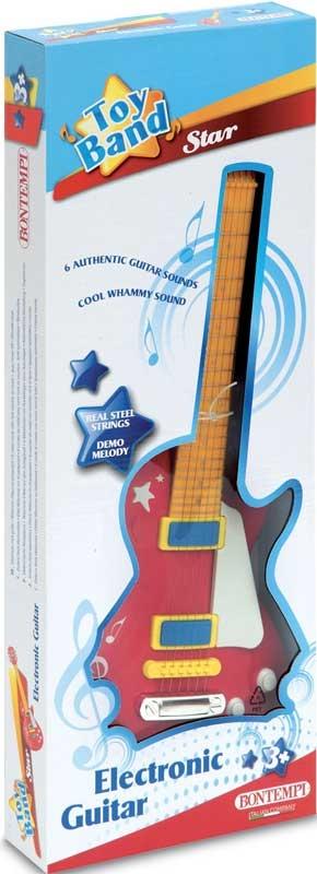 Wholesalers of Bontempi Electronic Guitar toys