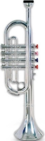 Wholesalers of Bontempi Silver Trumpet 42cm toys image