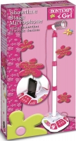 Wholesalers of Bontempi Showtime Stage Microphone - I Girl toys image
