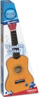 Wholesalers of Bontempi Wooden Guitar 55 Cm toys image