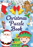 Wholesalers of Book Fun Christmas Puzzle 10 X 14cm toys image