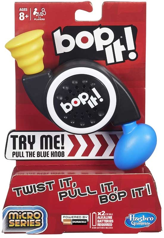 Wholesalers of Bop It Micro Series toys