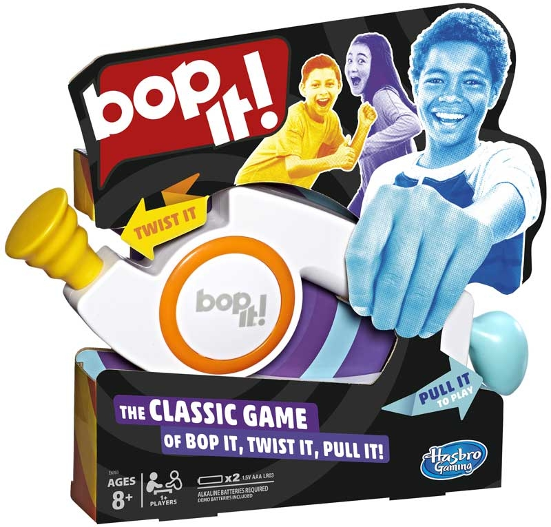 Wholesalers of Bop It toys