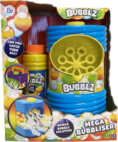Wholesalers of Bottle Bubble Machine toys image