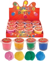 Wholesalers of Bouncing Putty Tub Asst toys image
