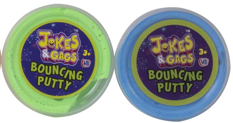 Wholesalers of Bouncing Putty toys
