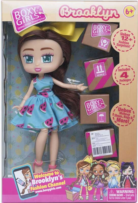 Wholesalers of Boxy Girls Dolls Asst toys
