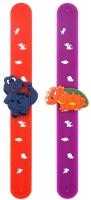 Wholesalers of Bracelet Snap Dinosaur With Print toys image 2