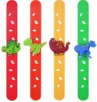 Wholesalers of Bracelet Snap Dinosaur With Print toys image 3