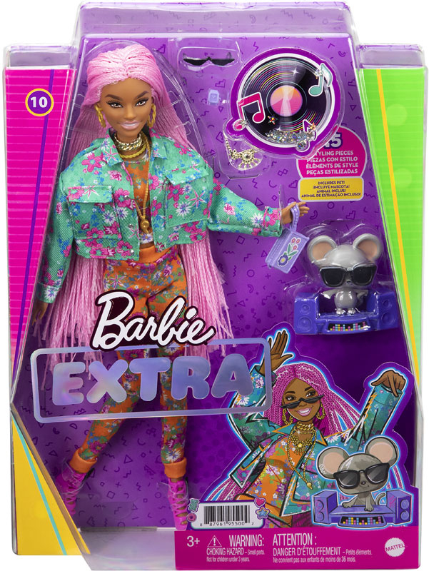 Wholesalers of Brb Xtra Pink Braids toys