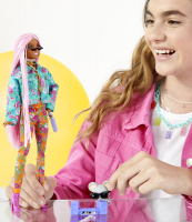 Wholesalers of Brb Xtra Pink Braids toys image 5
