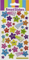 Wholesalers of Bright Stars Theme Stickers toys image