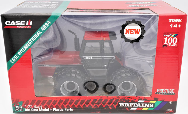 Wholesalers of Britains Case International 4894 toys
