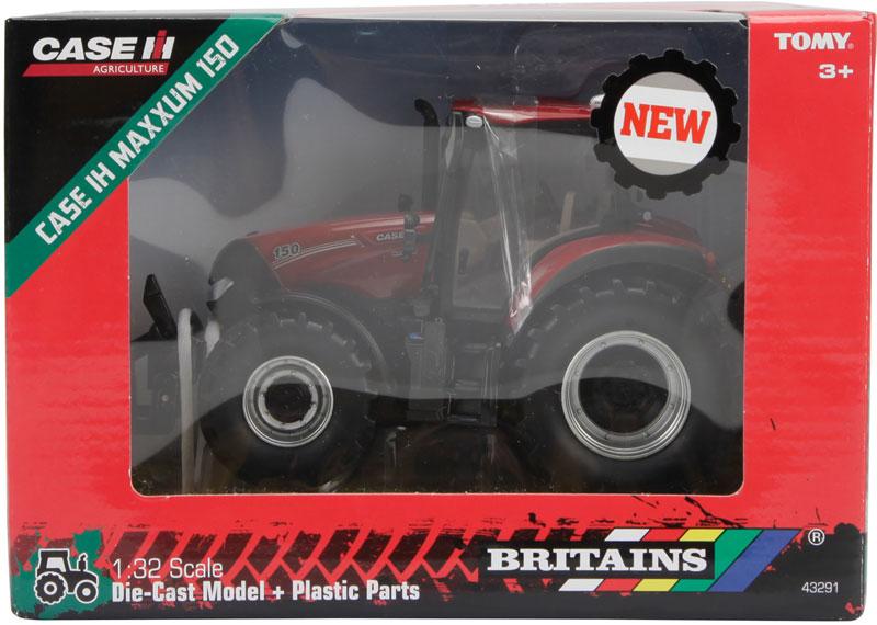 Wholesalers of Britains Case Maxxum 150 Tractor toys