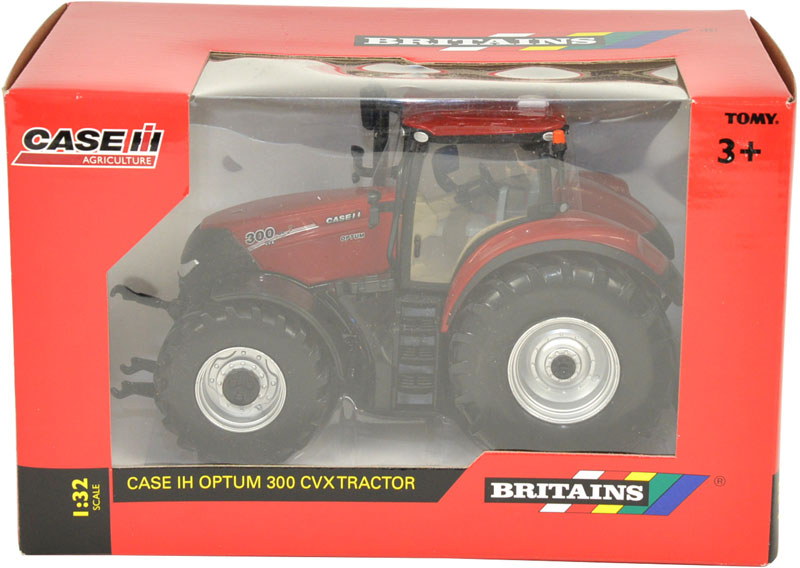 Wholesalers of Britains Case Optum 300 Cvx Tractor toys