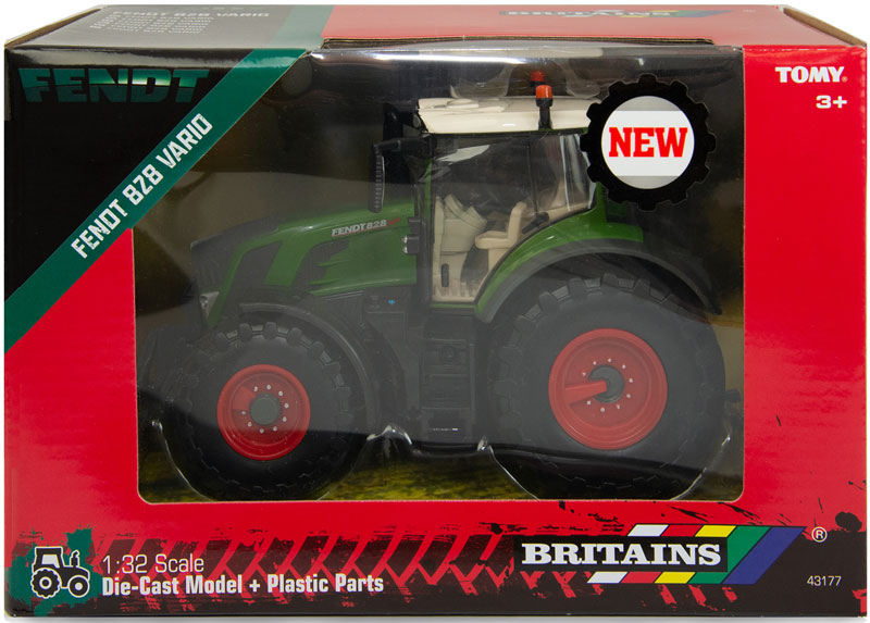 Wholesalers of Britains Fendt 828 Vario Tractor toys