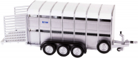 Wholesalers of Britains Ifor Williams Livestock Trailer toys image