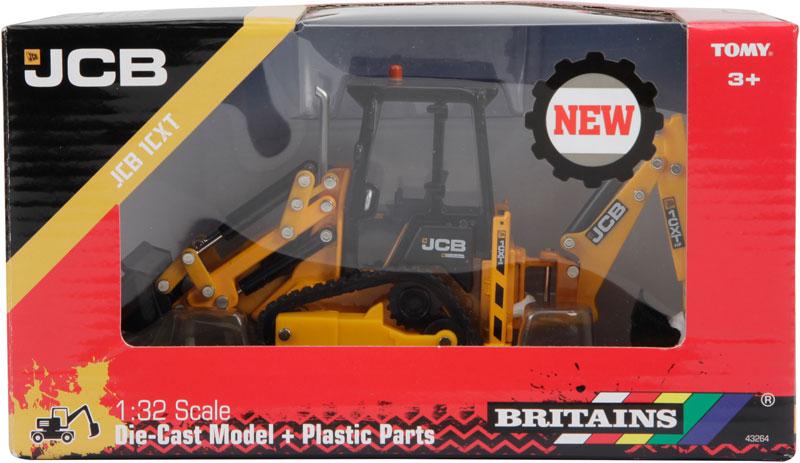 Wholesalers of Britains Jcb 1 Cxt toys