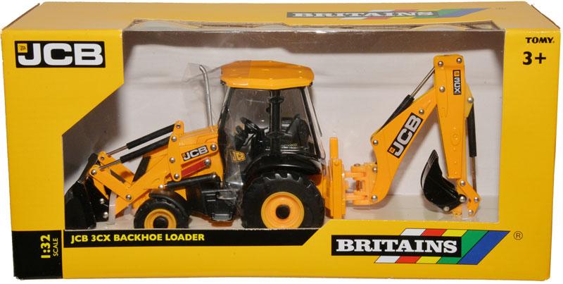Wholesalers of Britains Jcb 3cx Backhoe Loader toys