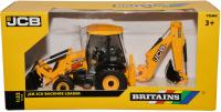 Wholesalers of Britains Jcb 3cx Backhoe Loader toys image